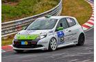 Renault Clio Cup Roadrunner Racing - Startnummer: #153 - Bewerber/Fahrer: Junichi Umemoto, Kouichi Okumura, Jürgen Peter, Angus William Thomas Kirkwood - Klasse: SP3