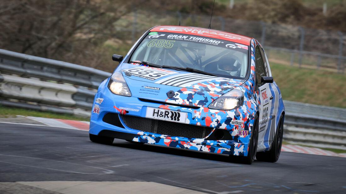 Renault Clio Cup - Startnummer #685 - MSC Adenau e.V. - H2 - NLS 2021 - Langstreckenmeisterschaft - Nürburgring - Nordschleife