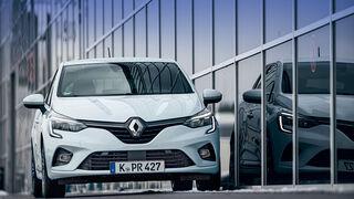 Renault Clio E-Tech 140