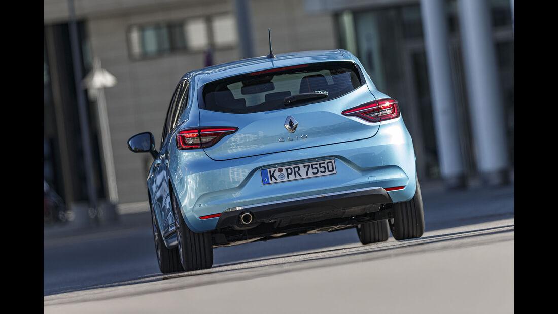 Renault Clio, Exterieur