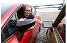 Renault Clio, Fahrerfenster, Seitenfenster