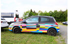 Renault Clio - Fan-Autos - 24h-Rennen Nürburgring 2018 - Nordschleife