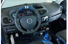 Renault Clio Gordini R.S., Lenkrad, Schaltmanschette