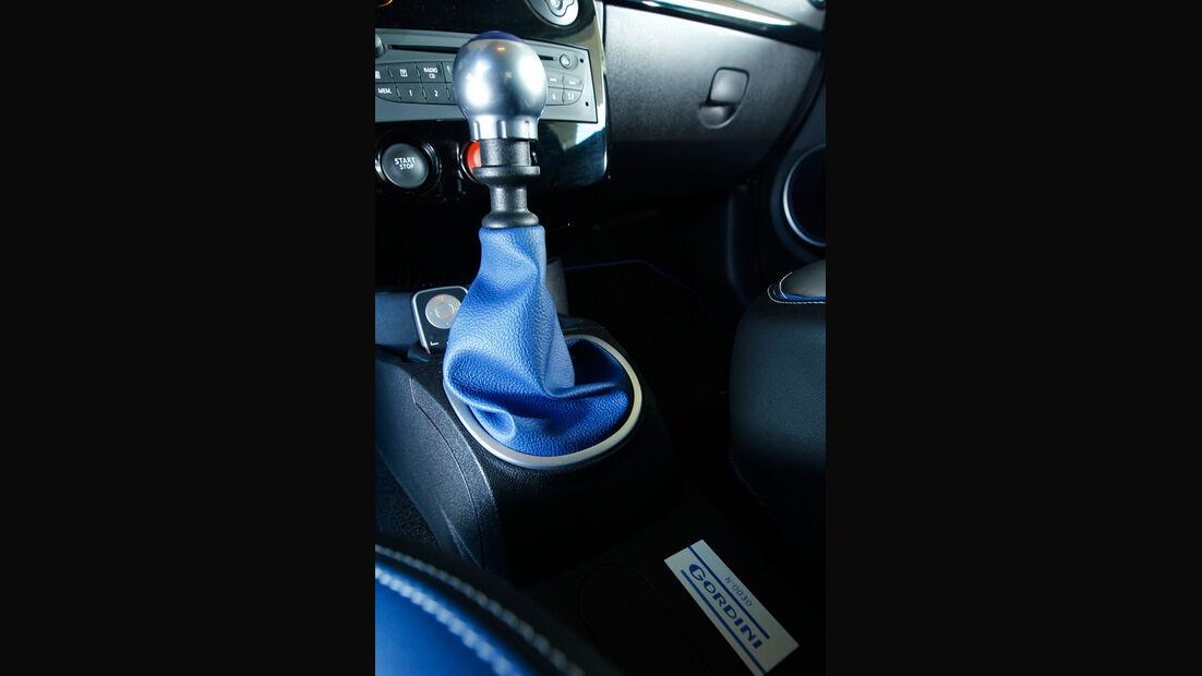Renault Clio Gordini R.S., Schaltung