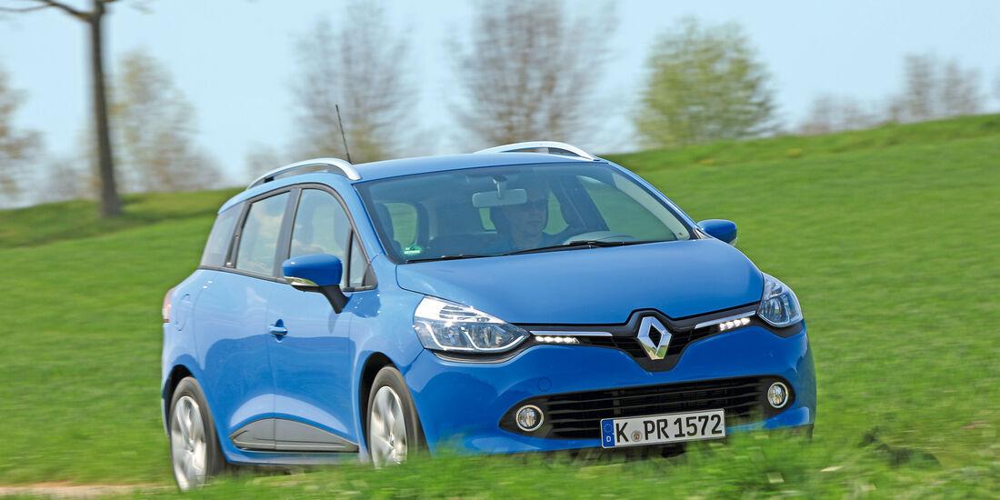Renault Clio Grandt.