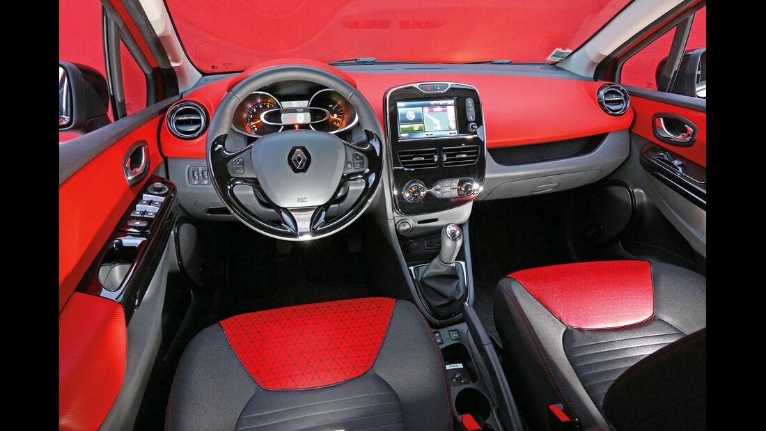 Renault Clio Grandtour, Cockpit