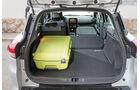 Renault Clio Grandtour, Kofferraum