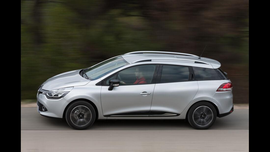 Renault Clio Grandtour, Seitenansicht