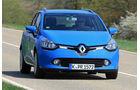 Renault Clio Grandtour TCe 120, Frontansicht