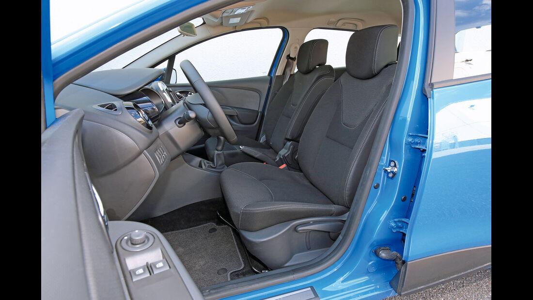 Renault Clio Grandtour TCe 90 Dynamique, Fahrersitz