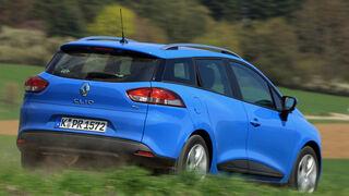 Renault Clio Grandtour TCe 90 Dynamique, Heckansicht