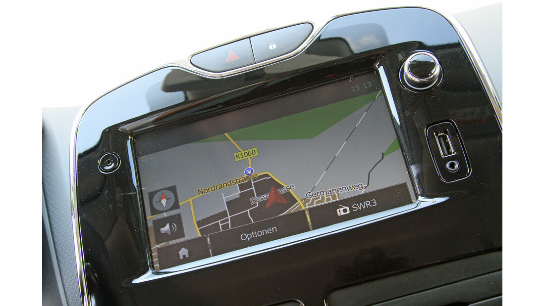 Renault Clio Grandtour TCe 90 Dynamique, Navi, Monitor