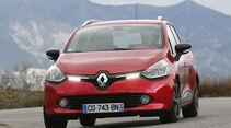 Renault Clio Grandtour dci 90, Frontansicht