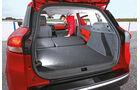 Renault Clio Grandtour dci 90, Kofferraum, Ladefläche