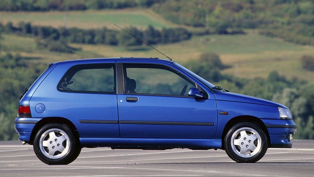 Renault Clio I (1990-1998)