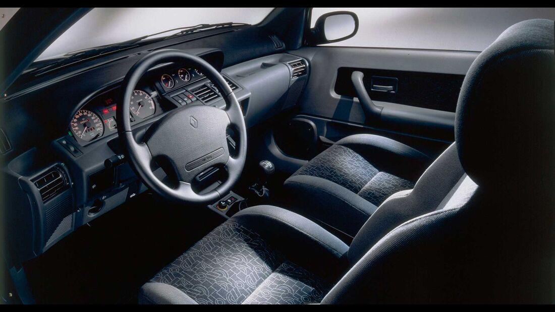 Renault Clio I Elektro