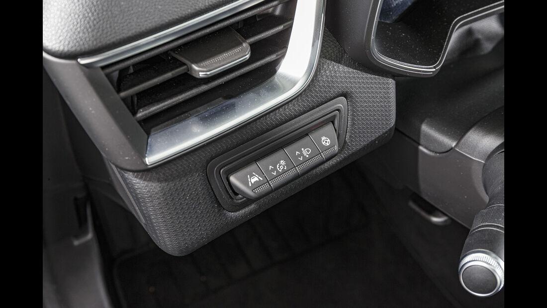 Renault Clio, Interieur