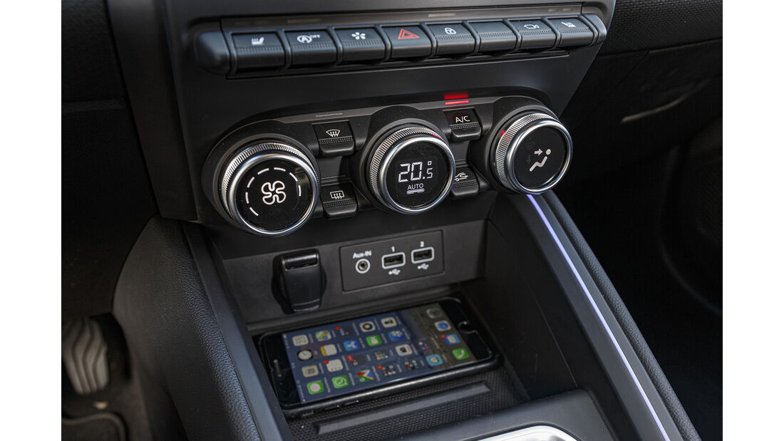 Renault Clio, Klimaregler