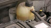 Renault Clio, Kühlwasser