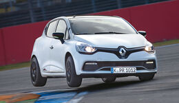 Renault Clio R.S. 220 Trophy, Frontansicht