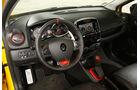 Renault Clio R.S., Cockpit