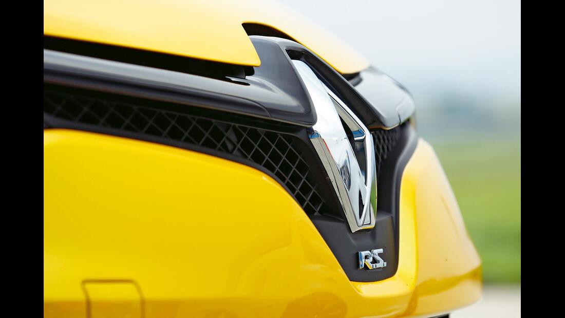 Renault Clio R.S., Emblem
