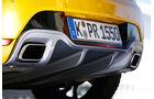 Renault Clio R.S, Endrohre, Auspuff
