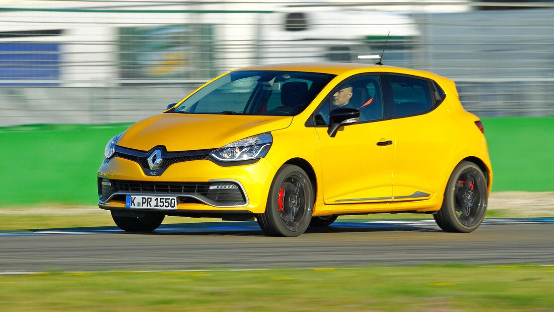 Renault Clio R.S., Exterieur