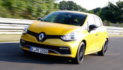 Renault Clio R.S, Frontansicht