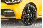 Renault Clio R.S., Rad, Felge