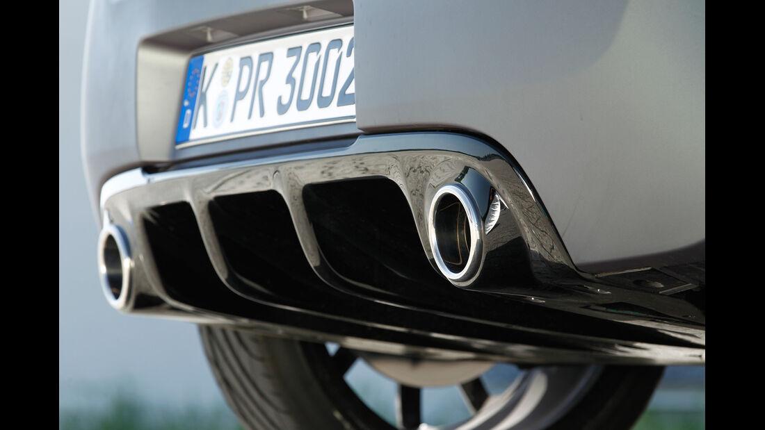 "Renault Clio R.S. ""sport auto Edition"", Auspuff, Endrohre"