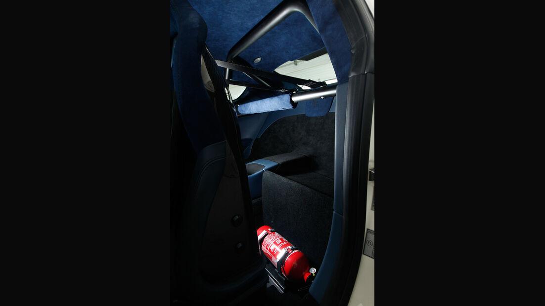 """Renault Clio R.S. """"sport auto Edition"""", Feuerlöscher"""