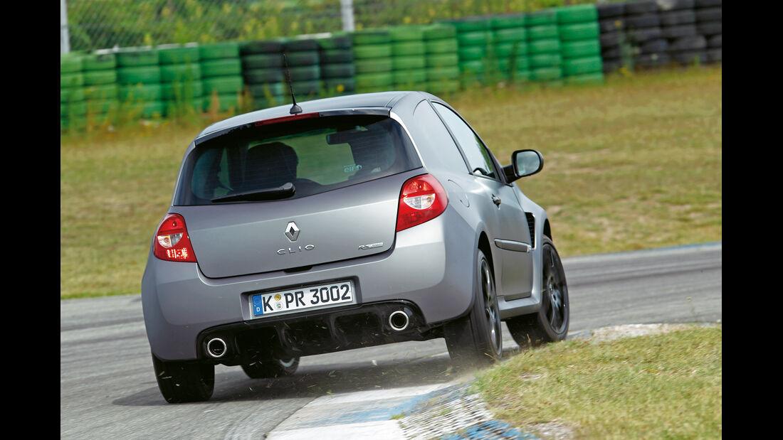"""Renault Clio R.S. """"sport auto Edition"""", Heckansicht"""