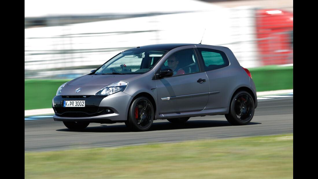 """Renault Clio R.S. """"sport auto Edition"""", Seitenansicht"""
