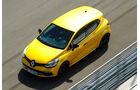 Renault Clio R.S, von oben