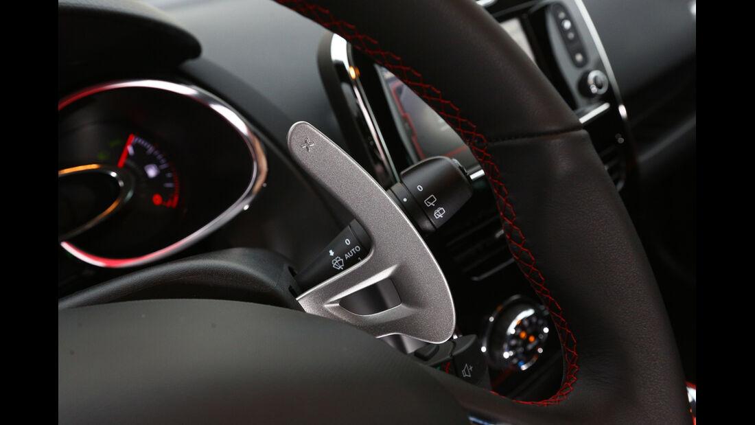 Renault Clio RS, Wippschalter