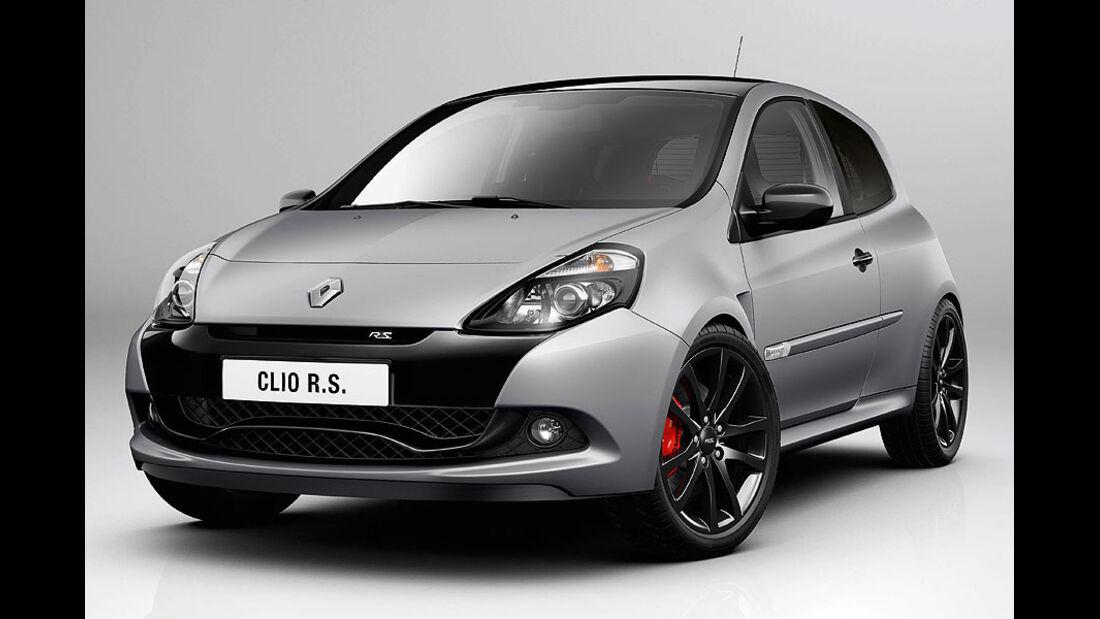 "Renault Clio RS ""sport auto-Edition"""