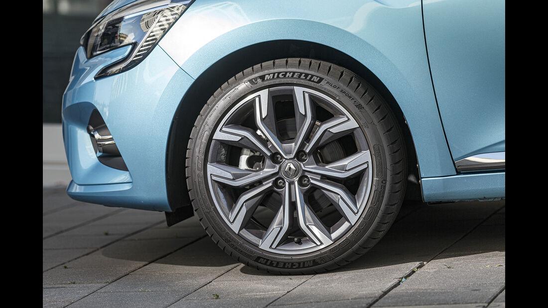 Renault Clio, Rad
