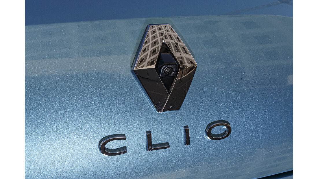 Renault Clio, Rückfahrkamera