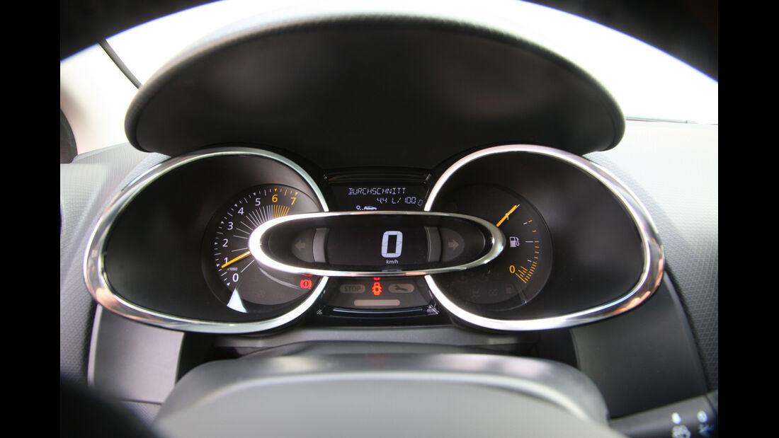 Renault Clio, Rundelemente