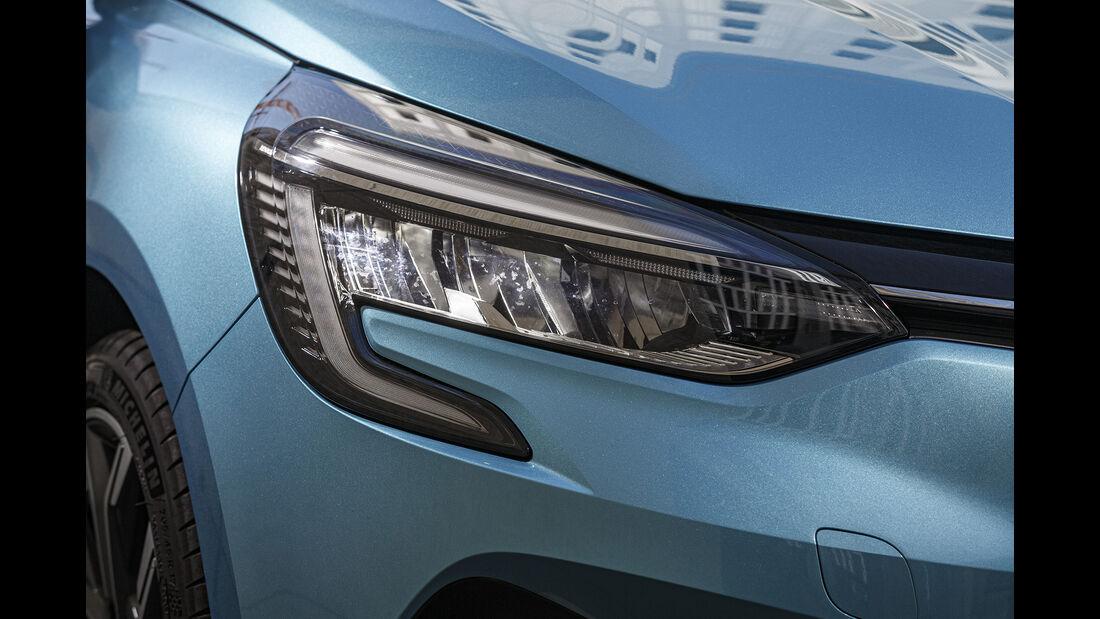 Renault Clio, Scheinwerfer