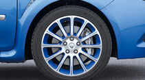 Renault Clio Sport Gordini, Felge