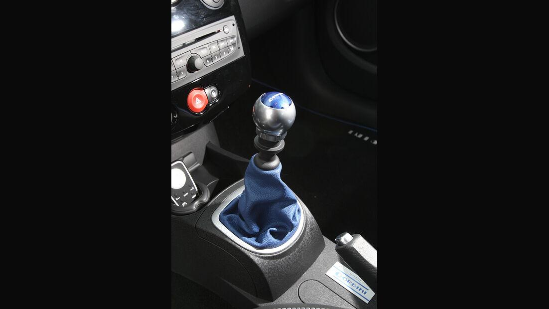 Renault Clio Sport Gordini, Schalthebel