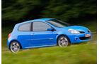 Renault Clio Sport, Seitenansicht