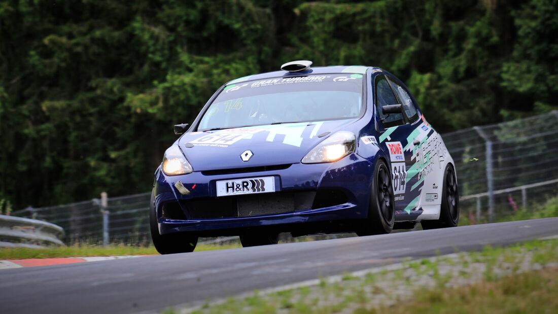 Renault Clio - Startnummer #614 - H2 - NLS 2020 - Langstreckenmeisterschaft - Nürburgring - Nordschleife