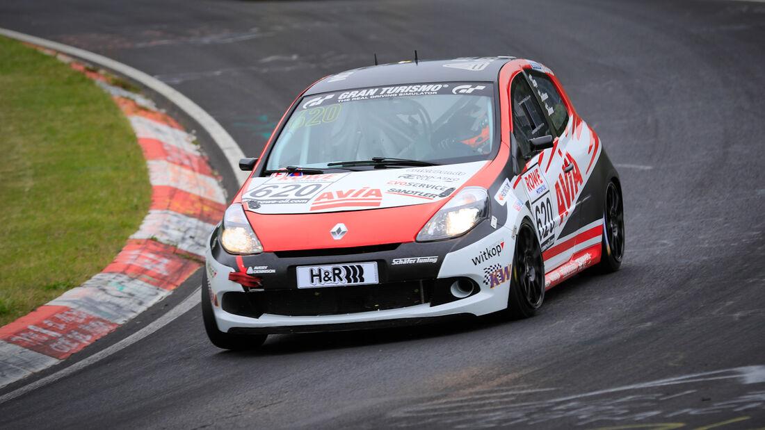 Renault Clio - Startnummer #620 - AVIA Racing - H2 - NLS 2020 - Langstreckenmeisterschaft - Nürburgring - Nordschleife