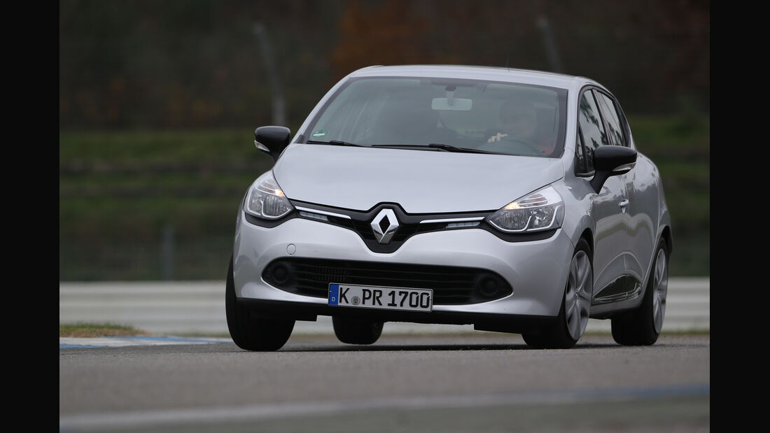 Renault Clio TCe 90 Energy, Frontansicht