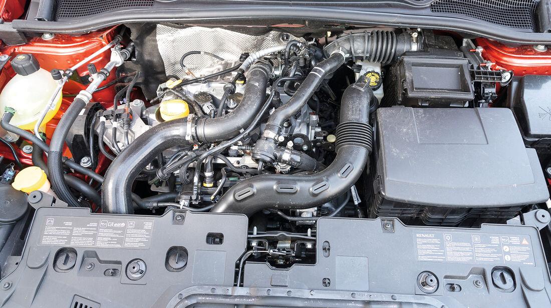 Renault Clio TCe 90, Motor