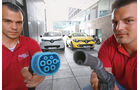 Renault Clio TCe 90, Renault Zoe, Tanken