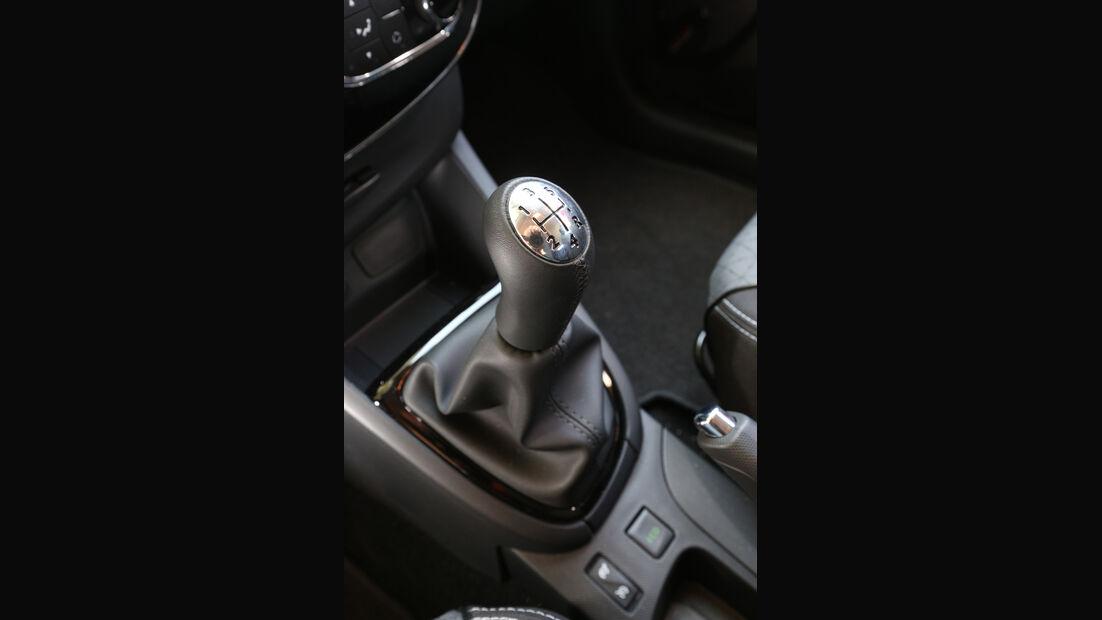Renault Clio TCe 90, Schalthebel
